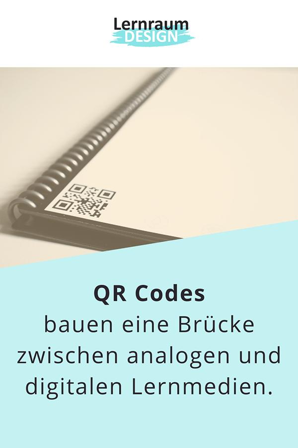 QR Codes kostenlos erstellen und für das digitale Lernen nutzen