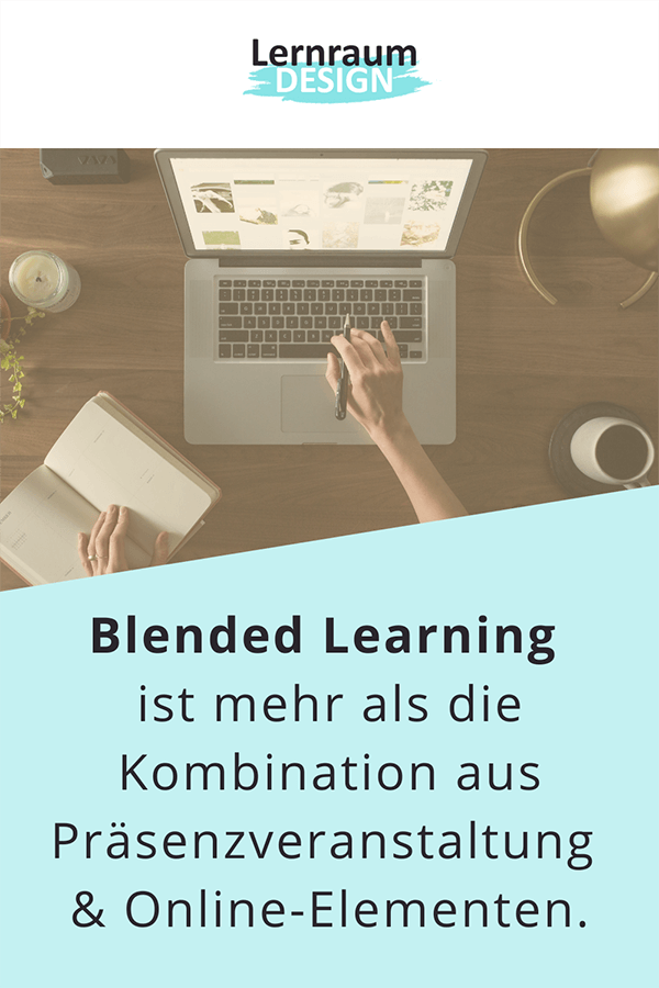 Blended Learning Definition Pin 1