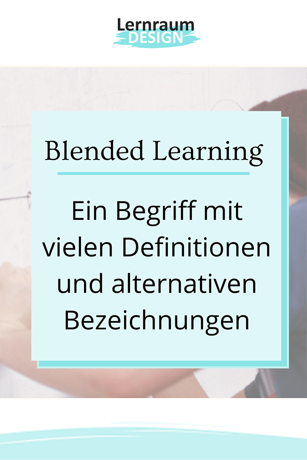Blended Learning Definition Pin 2