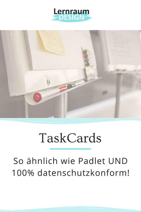 Pin TaskCards