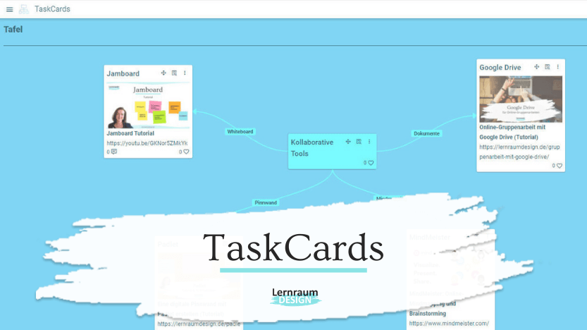 TaskCards: die deutsche Padlet-Alternative