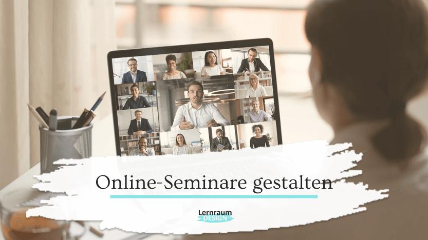 Read more about the article Mit diesen vier Schritten kannst du interaktive Online-Seminare gestalten